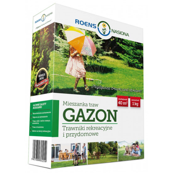 Trawa Gazon 0,2kg