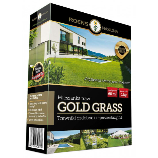 Trawa Gold Grass 1kg