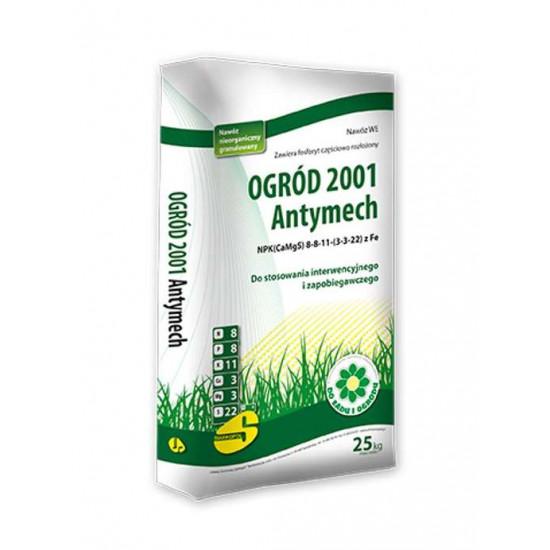 Nawóz Ogród 2001 Antymech -...